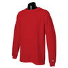 champion-red-longsleeve-tee