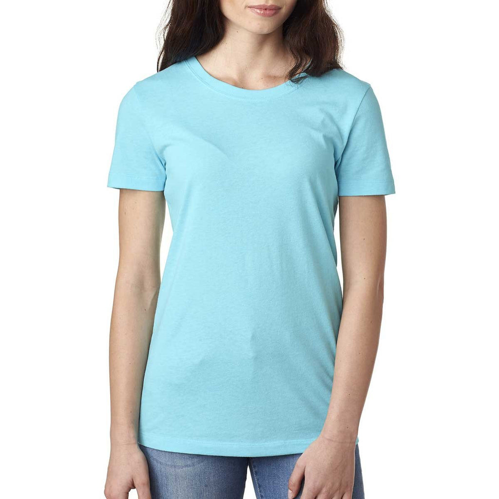Next Level Women's Cancun Ideal Short-Sleeve Crew Tee