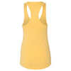 Next Level Women's Banana Cream Ideal Racerback Tank