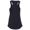 Next Level Women's Black Ideal Racerback Tank