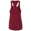 Next Level Women's Scarlet Ideal Racerback Tank