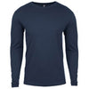 n3601-next-level-light-navy-crew-tee