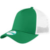 new-era-green-trucker-cap