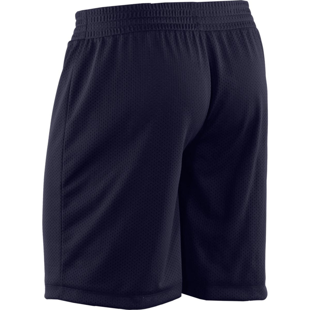 Under Armour Women's Navy Double Shorts