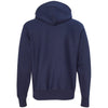 Champion Men's Sport Dark Navy Reverse Weave 12-Ounce Pullover Hood