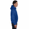 Champion Men's Sport Royal Reverse Weave 12-Ounce Pullover Hood