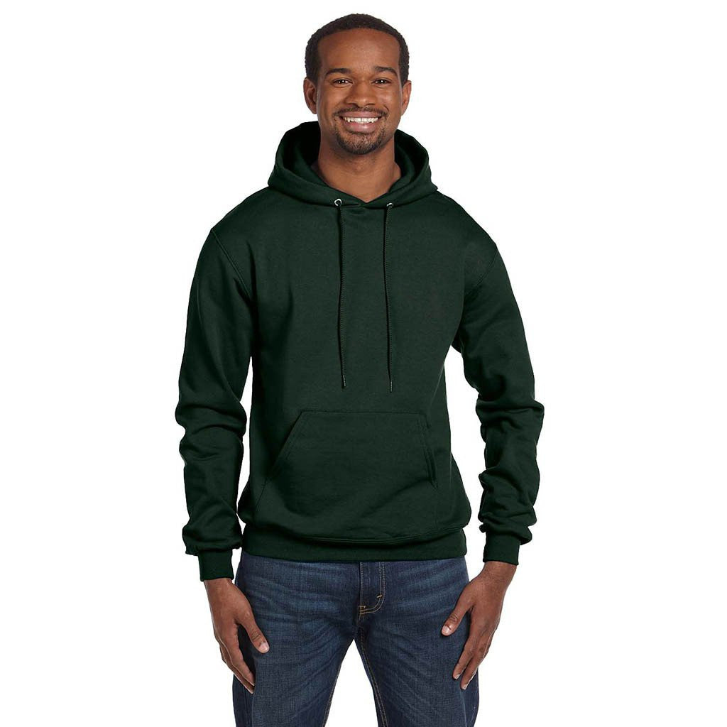 Dark Champion Hoodie Hoodie Men's Champion Champion Dark Green Men's Green pw0q1prx