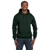 Champion Men's Dark Green Hoodie