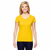 t050-champion-women-yellow-t-shirt