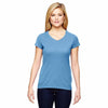 t050-champion-women-light-blue-t-shirt