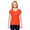 t050-champion-women-orange-t-shirt