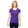 t050-champion-women-purple-t-shirt
