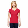 t050-champion-women-red-t-shirt