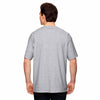 Champion Men's Athletic Heather Vapor Cotton Short-Sleeve T-Shirt