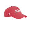 titleist-red-max-performance-cap