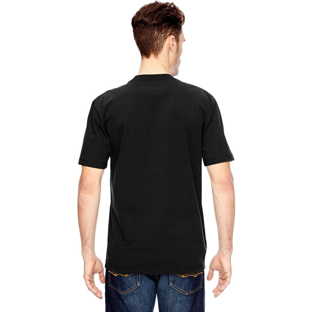 Dickies Men's Black 6.75 oz. Heavyweight Tall Work T-Shirt