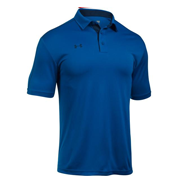 Men's Blue Under Armour Polo