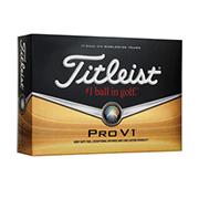 Golf Products - Titleist Pro V1 Golf Balls