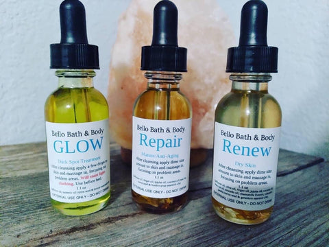Face Serum Collection