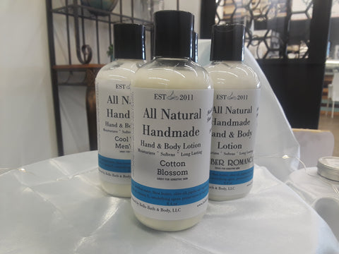 Creamy Hand and Body Lotion