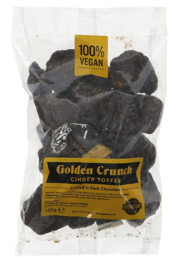 Holy Cow Golden Crunch Bag
