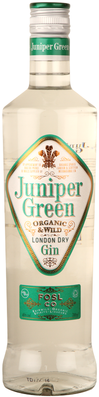 Juniper Green Organic London Dry Gin