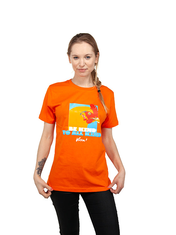 Be Kind Chicken Unisex Tee
