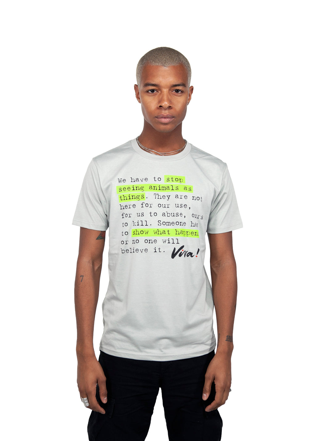 Call to Action Men's Tee
