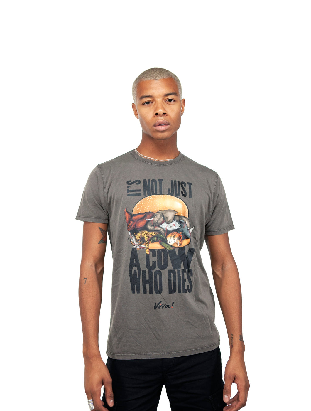 Wildlife Burger Unisex Tee