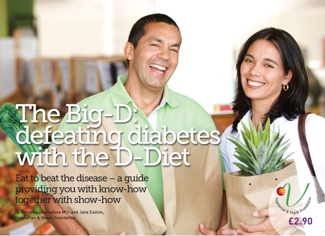 The Big-D: Defeating Diabetes Guide