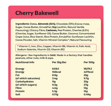 Vive Better Brownie- Cherry Bakewell 35g