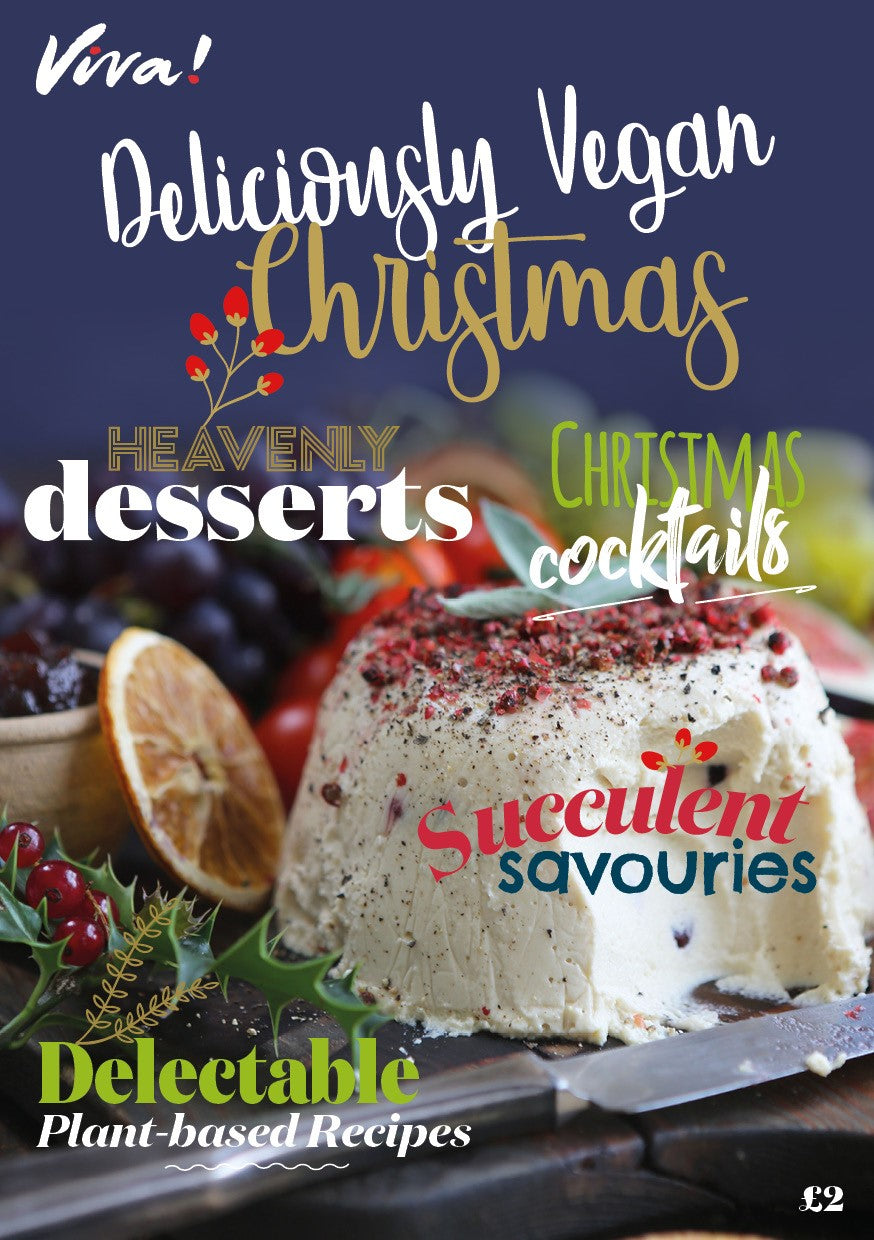 Deliciously Vegan Christmas Guide
