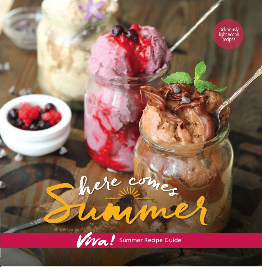 Here Comes Summer Recipe Guide