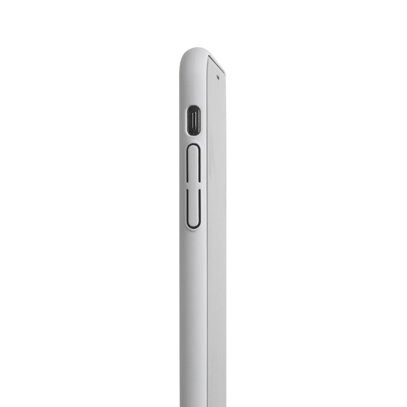 "Tunt iPhone 11 6,1"" Designskal V2  - Pearl Grey"