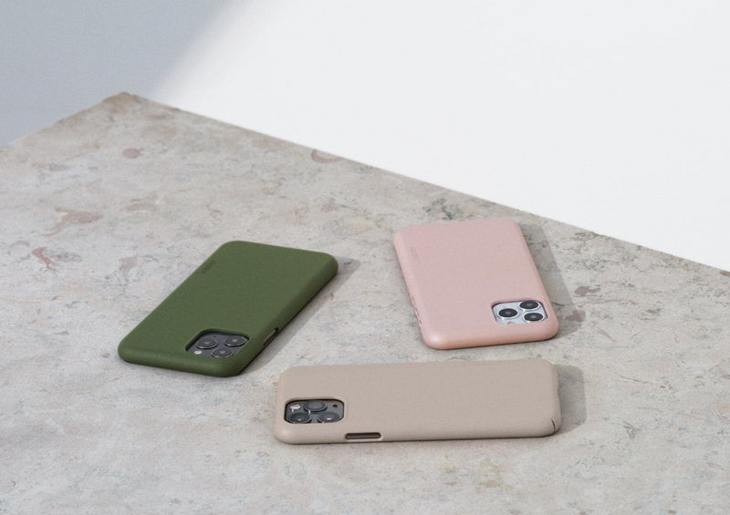 Nudient - Tunt iPhone 11 Pro Skal V3 - Dusty Pink