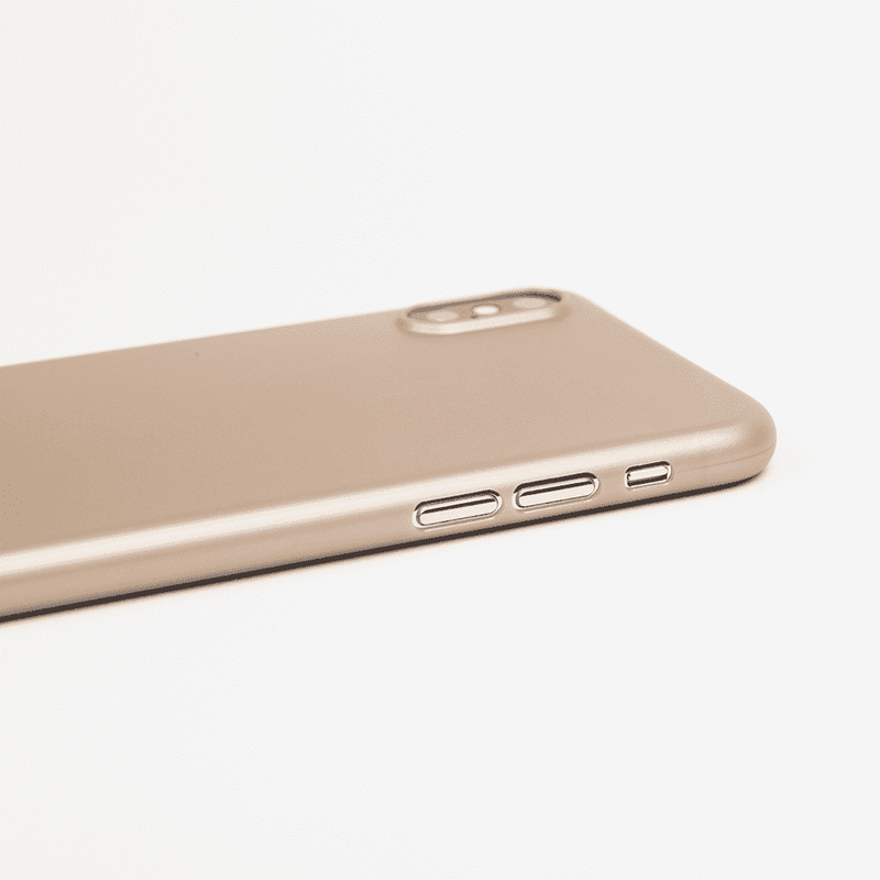 Supertunt iPhone XS skal 5,8 - Gold