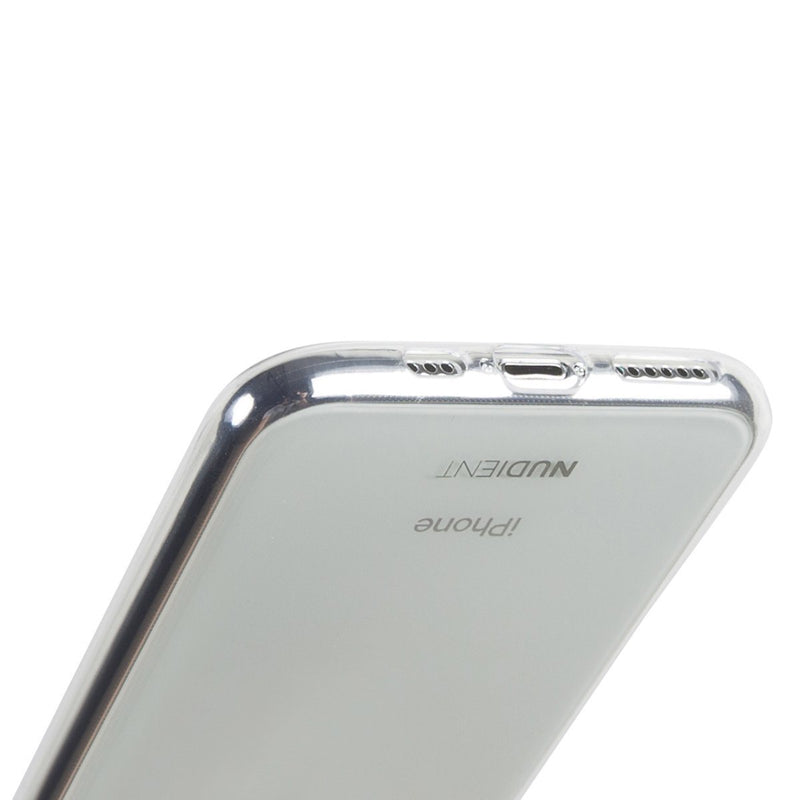 Tunt glansigt iPhone 11 Pro 5,8 skal - 100% Transparent