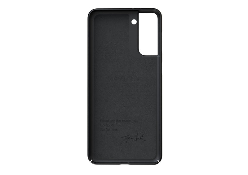 Nudient - Samsung S21 Plus Skal V3 - Ink Black