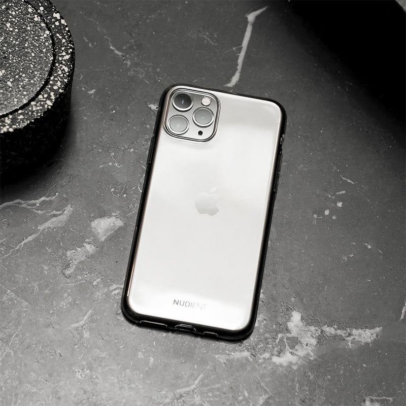 Tunt glansigt iPhone 11 6,1 skal - 100% transparent