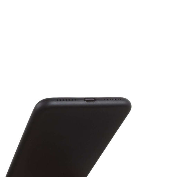 Supertunt iPhone XS Max skal 6,5  - Solid black