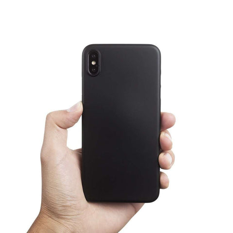 Ny! Supertunt iPhone XS Max skal 6,5  - Solid black