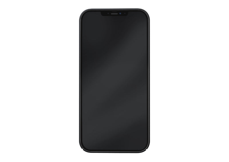 Nudient - Tunt iPhone 12 Pro Max Skal V3 - Ink Black