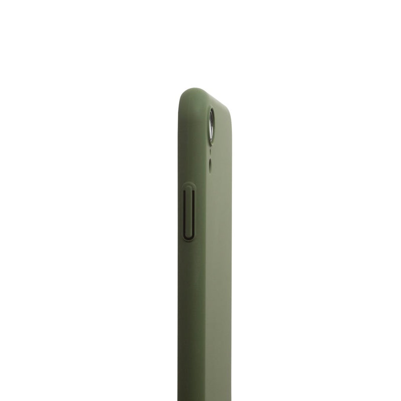 Tunt iPhone XR Designskal V2  - Majestic Green
