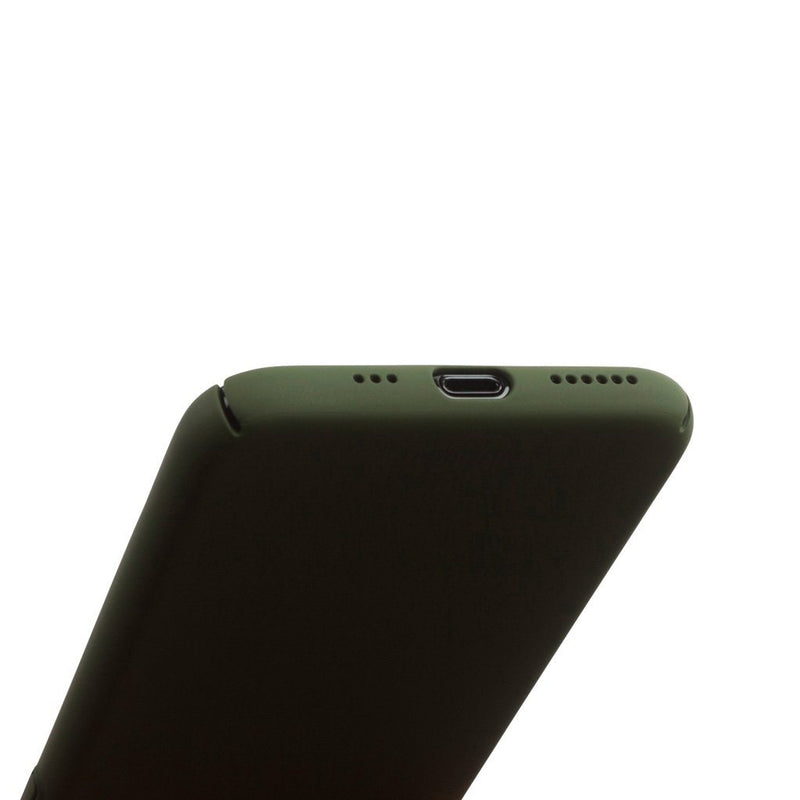 Tunt iPhone XS Designskal V2  - Majestic Green