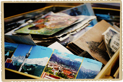 Postmark'd Studio Box of Postcards