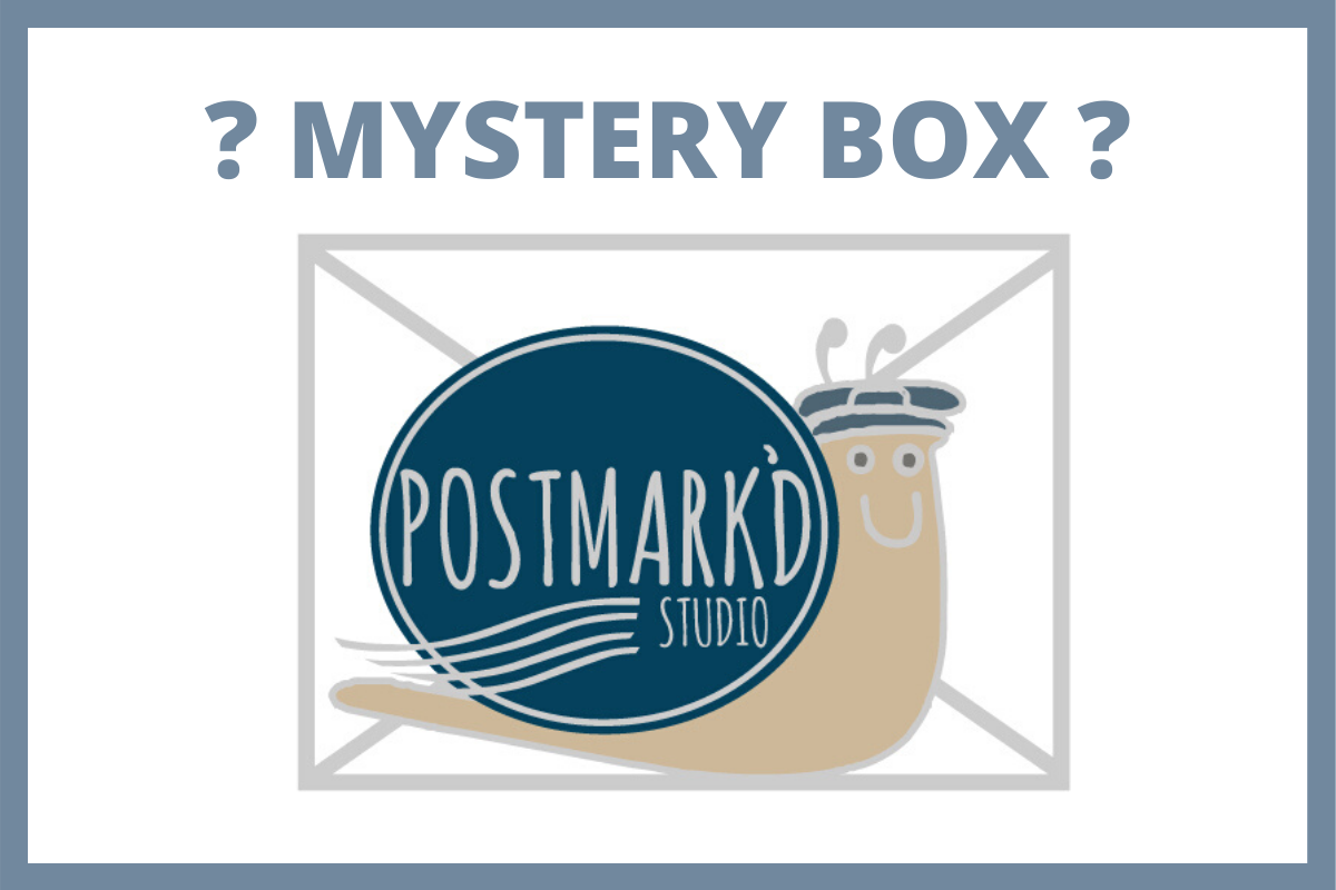"""Mystery"" Special Delivery Box"