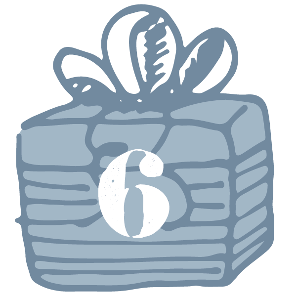 PostBox: 6-Month Gift Subscription