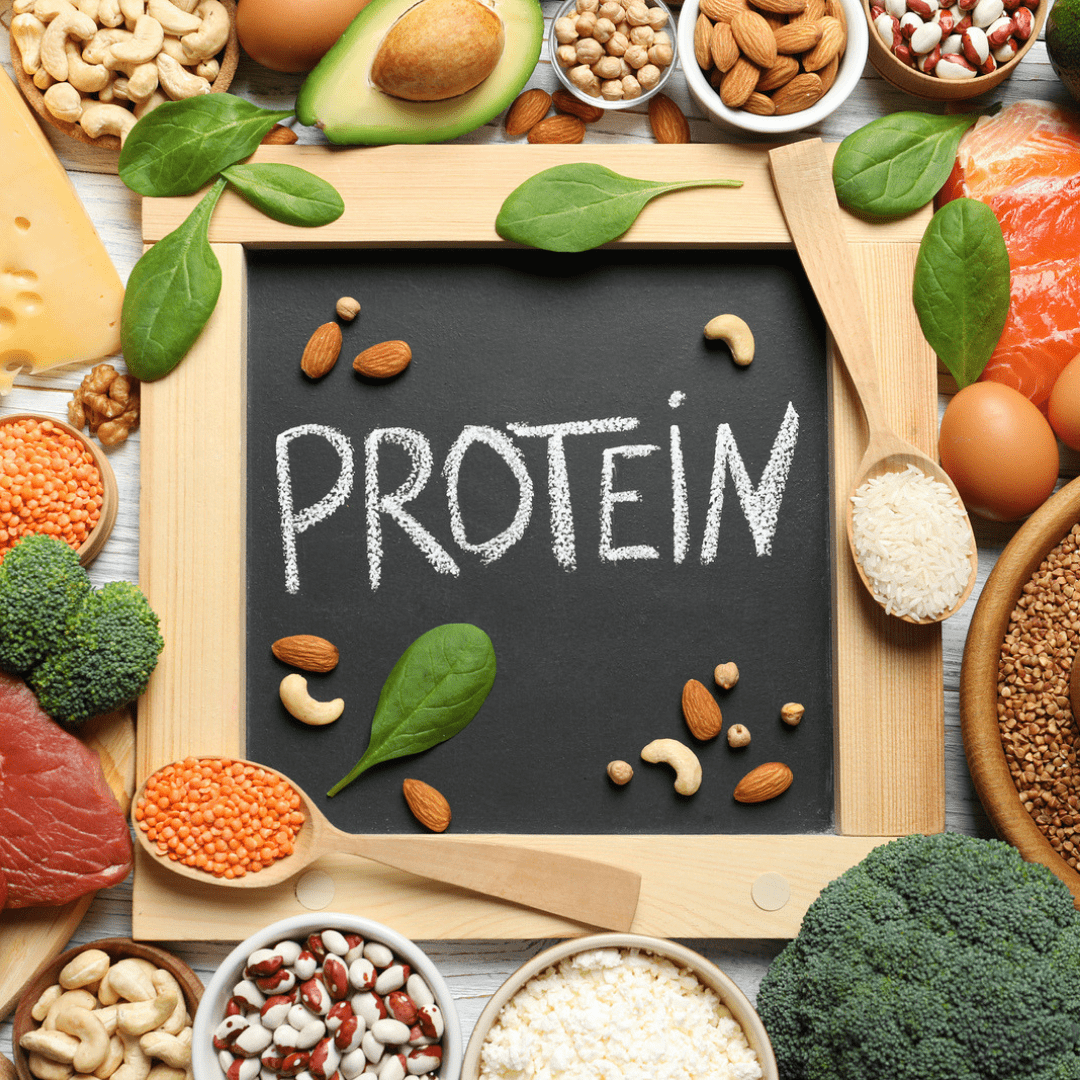 Are You Hitting Your Protein Target?