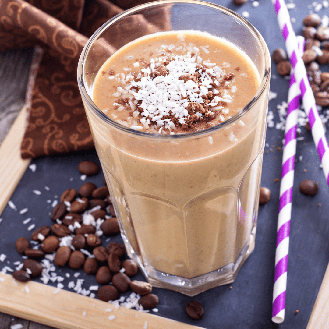 Coffee And Cookies Shake