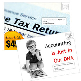 Door Hangers for Accountants